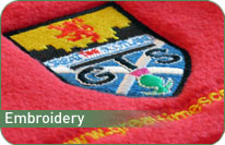 Logowear Embrodered Images - Embroidered Images
